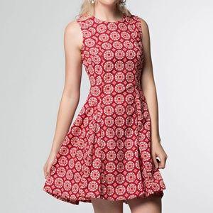 "Mata Traders ""The Fine Print"" Dress"